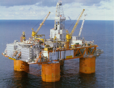 snorre oil field project]