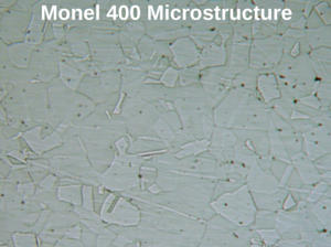 monel 400 alloy