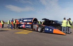 worlds fastest car bloodhound